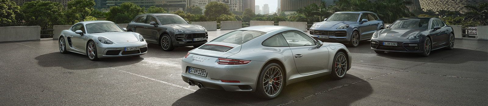 Porsche National Lease Offers