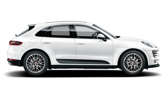 2018 Macan Sport Edition